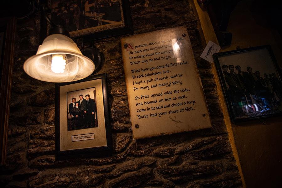 A living history in An Droichead